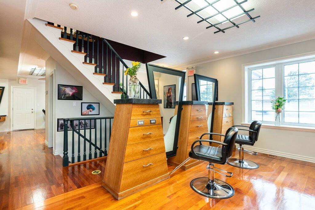 Zana Hair Studio Inside